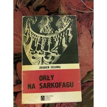 Książka Orły na Sarkofagu Zbigniew Zielonka