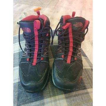 Świetne buty trekkingowe The North Face Gore-Tex