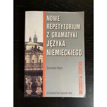 Nowe Repetytorium z Gramatyki Języka Niemieckiego!