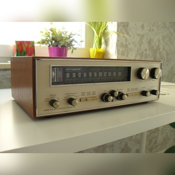 Kirksaeter RTX 2000 receiver BIAŁY KRUK