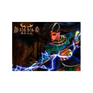 czarodziejka zimno cały ekwipunek Diablo 2 hr ist