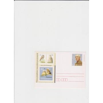 całostka- Polscy projektanci znaczków pocztowych
