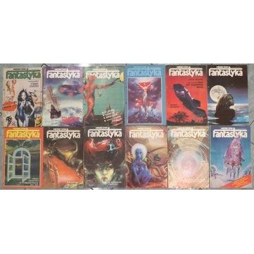 Miesięcznik Fantastyka - rocznik 1984