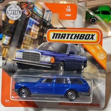 Matchbox Mercedes-Benz w123 NOWY | Hot Wheels