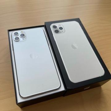 iPhone 11 Pro Max 64GB Silver Warszawa Gwarancja