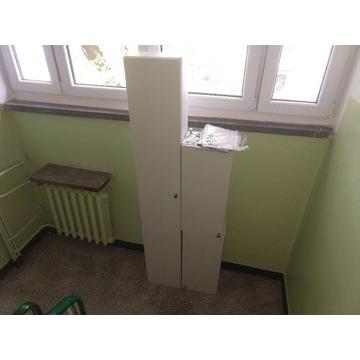 3 szafki wiszące Ikea 180x30x20x1 70x30x20x2