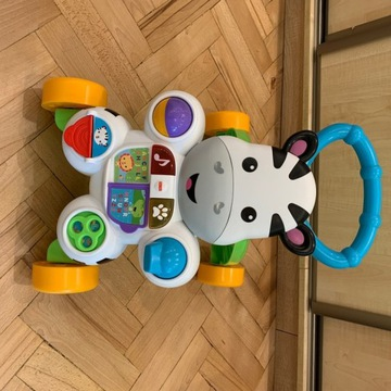 FISHER PRICE INTERAKTYWNY CHODZIK