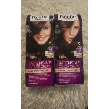 Farby do włosów Pallete N3 i W2