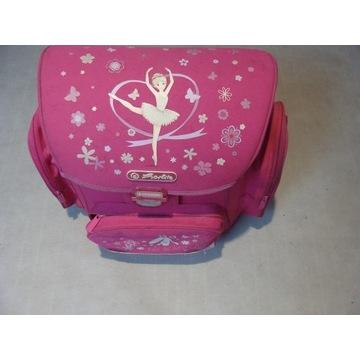 Plecak szkolny Lerlitz dla dziewczynki