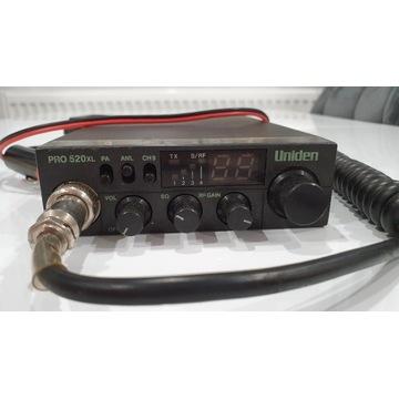 CB radio Uniden PRO520XL