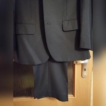 Sprzedam garnitur trzyczęściowy rozm 176-182