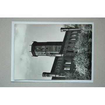 Legnica. Zamek 1963