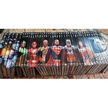 Kolekcja 42 komiksów DC w języku ANGIELSKIM