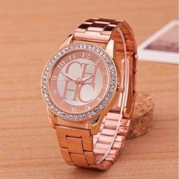 Piękny stylowy zegarek dla Pań -licytacja od 1zł