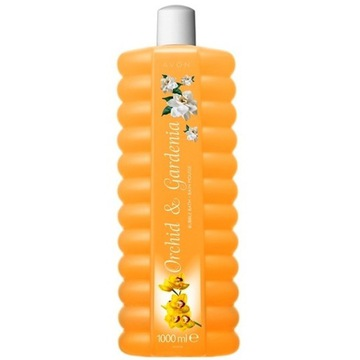 Avon płyn do kąpieli orchidea i gardenia 1000 ml