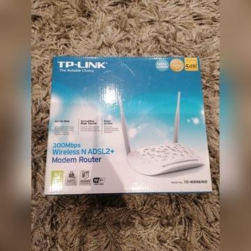 ROUTER TP-LINK TD-W8961ND 300Mbps N ADSL2+