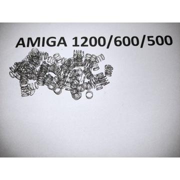 Amiga  - Sprężynki klawiatury