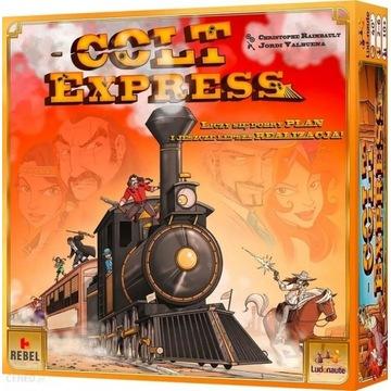 Colt express + dodatek