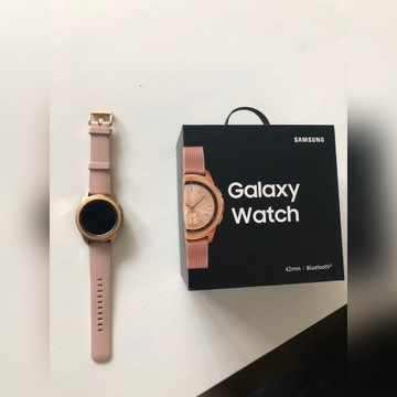 Samsung Galaxy Watch R810, 42 mm rose gold