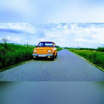 Samochód Fiat 126p
