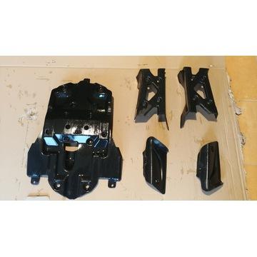 Osłony podwozia Honda Rincon 680 oryginalne, ideal