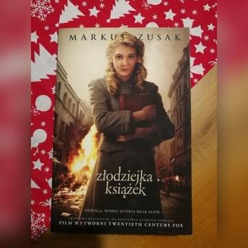 Książka Złodziejka książek Markus Zusak