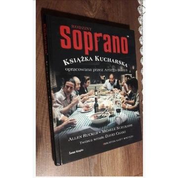 Książka kucharska rodziny soprano-idealna