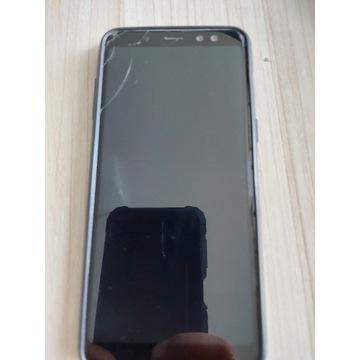 Samsung A8 uszkodzone gniazdko ładowania