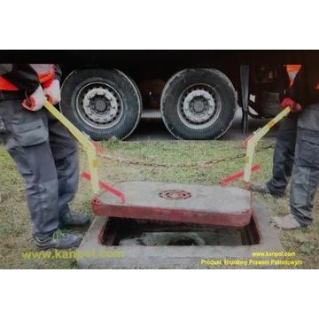 Hak do włazów studni i studzienek