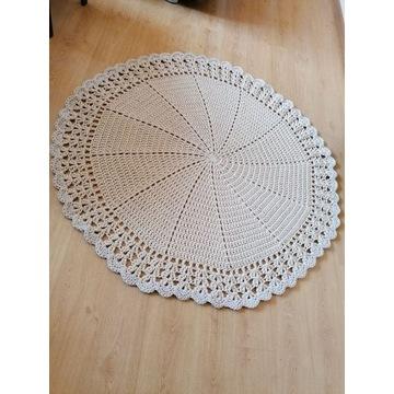 dywany ze sznurka bawełnianego 160cm - szcz do ust