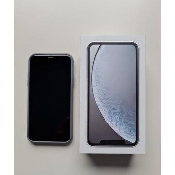 Iphone XR biały stan super Kraków wys.gratis 64GB