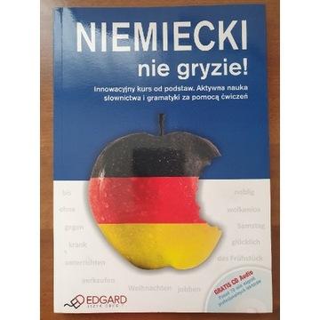 Książka Niemiecki nie gryzie. Edgard
