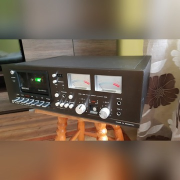Magnetofon Deck Dual C 819