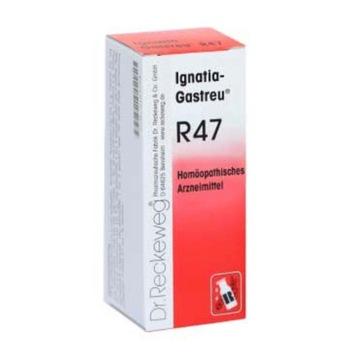 Krople Ignatia-Gastreu R47 50ml Dr. Reckeweg