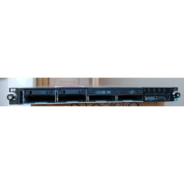 Serwer HP Proliant DL360 G6 (1U) 2xE5540, 4GB/DDR3