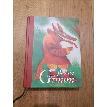 Baśnie Braci Grimm.