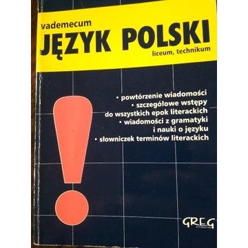 J polski -szkoła średnia