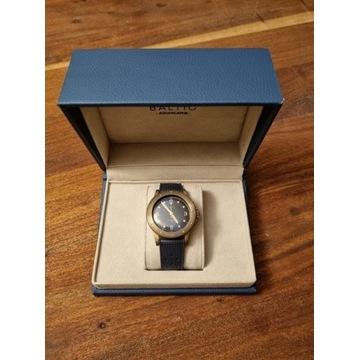 Zegarek automatyczny BALTIC Aquascaphe Bronze Blue