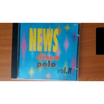 Płyta CD Disco polo news vol.II 1994