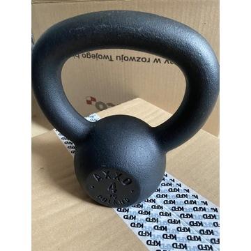 Kettlebell Axxo 4kg żeliwny