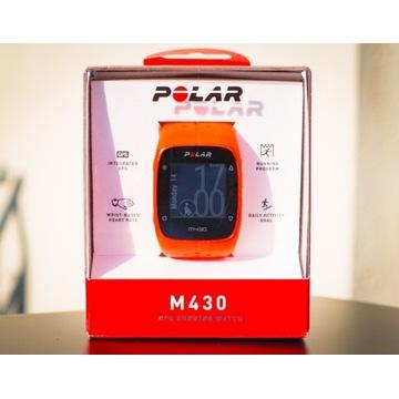 Polar M430 | Zegarek sportowy z GPS | Gwarancja