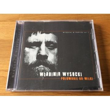 Władimir Wysocki Polowanie na wilki CD AA MTJ 2005
