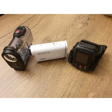 Kamera sportowa Sony Action Cam X1000V Polecam !