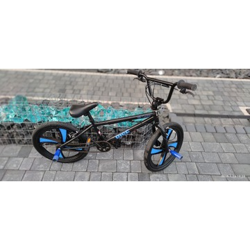 BMX Freestyle 20''RISE+4 PEGII GRATIS