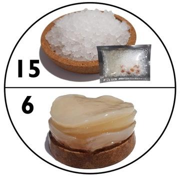 2w1 Kombucha 6cm + Kryształy japońskie 15g +ulotki