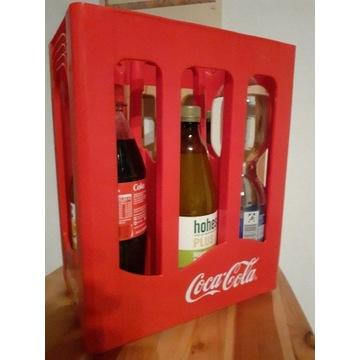 Skrzynka kista pojemnik cocacola napoje butelki