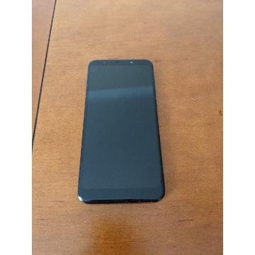 Xiaomi Redmi 5 plus czarny z ładowarką