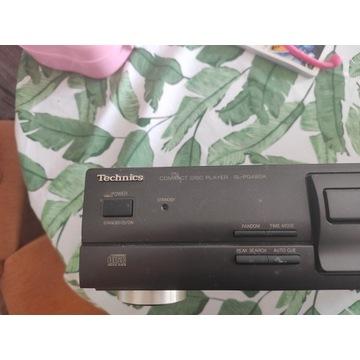Technics SL-PG480A Compact disc player