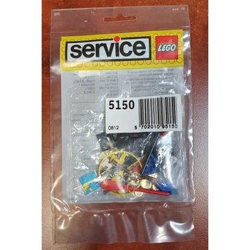 Lego pirates castle service pack 5150 misb