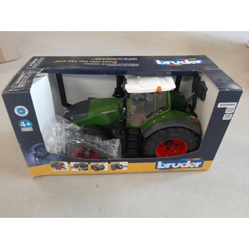 Bruder 04040 traktor Fendt zdejmowane koła nr.704